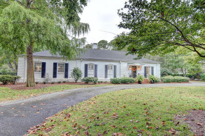 Wilmington Single Family Home For Sale: 1704 Hawthorne Road