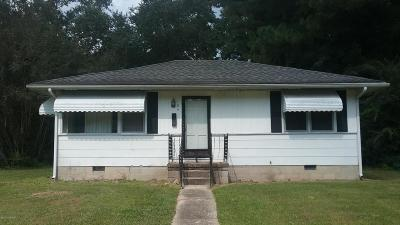 Jacksonville Single Family Home For Sale: 104 Banks