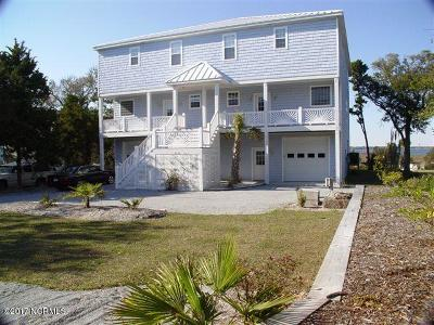 Emerald Isle Condo/Townhouse For Sale: 5124 Bogue Sound Drive #East