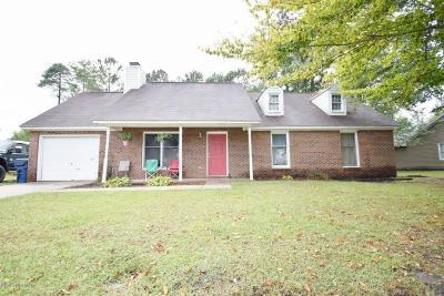 Havelock Single Family Home For Sale: 303 Little John Lane
