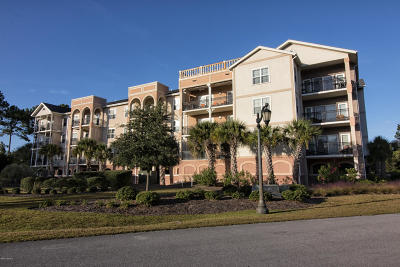 Southport Condo/Townhouse For Sale: 4100 Marsh Grove Lane #4110