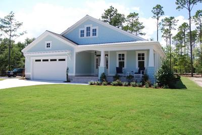 Southport Single Family Home For Sale: 198 Gentle Breeze Court