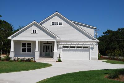 Southport Single Family Home For Sale: 1014 Softwind Way