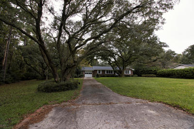 Leland Single Family Home For Sale: 122 Dixie Drive