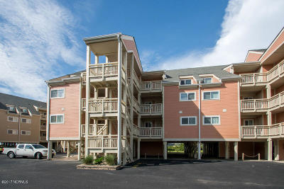 Oak Island NC Condo/Townhouse For Sale: $265,000