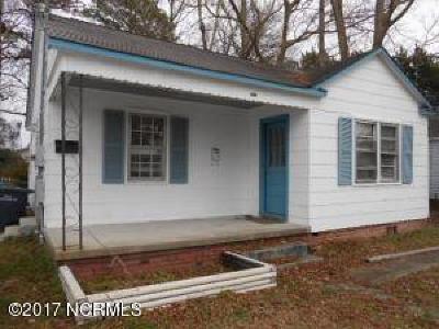 Jacksonville Rental For Rent: 304 B Richlands Avenue