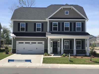 Wilmington Single Family Home For Sale: 6124 Sweet Gum Drive