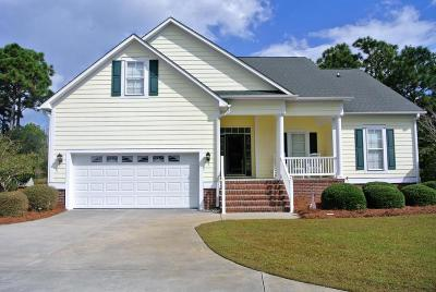 Southport Single Family Home For Sale: 2804 Fairway Village Drive