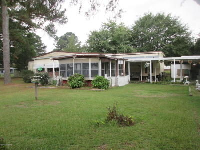 Greenville NC Manufactured Home Sold: $35,500