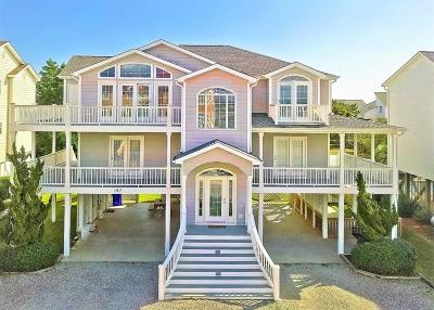 Ocean Isle Beach Single Family Home For Sale: 197 W Fourth Street