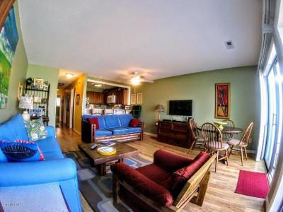 Carolina Beach, Kure Beach Condo/Townhouse For Sale: 1437 S Fort Fisher Boulevard #K-3