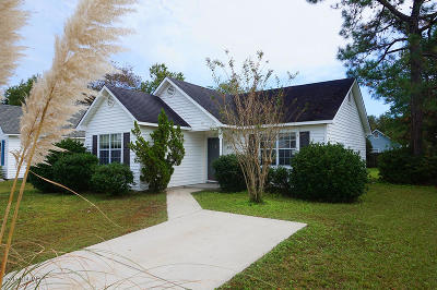 Wilmington Single Family Home For Sale: 3809 Antelope Trail