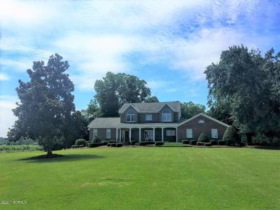 Winterville Single Family Home For Sale: 1250 Jack Jones Road