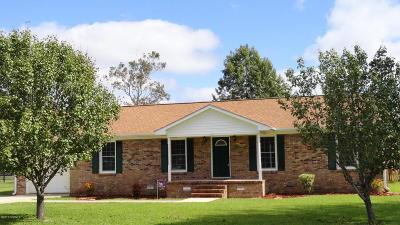 Havelock Single Family Home For Sale: 126 Karol Drive