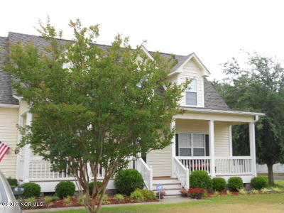 Sneads Ferry Rental For Rent: 200 Egret Point Drive