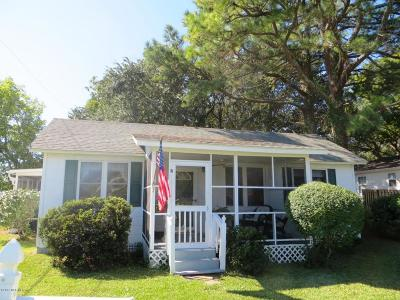 Beaufort Single Family Home For Sale: 1114 Lennoxville Road