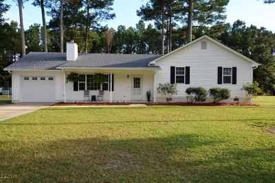 Newport Single Family Home For Sale: 728 Mill Creek Road
