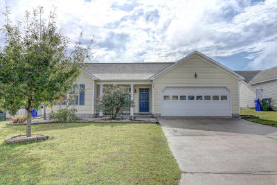 Onslow County Single Family Home For Sale: 324 Rose Bud Lane