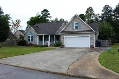 Havelock Single Family Home For Sale: 103 Heron Moon Court