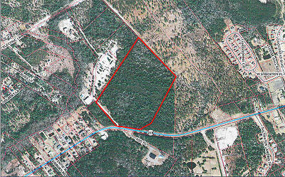 Leland, Castle Hayne, Wilmington, Hampstead Residential Lots & Land For Sale: Nc Hwy 210 E