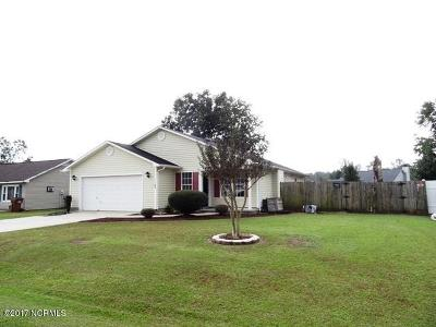Jacksonville Single Family Home For Sale: 112 Pollard Drive