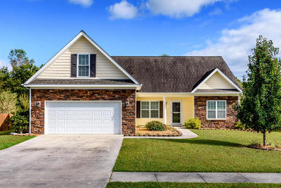 Onslow County Single Family Home For Sale: 228 Emerald Ridge Road
