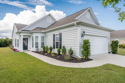 Southport Single Family Home For Sale: 5214 Windward Way