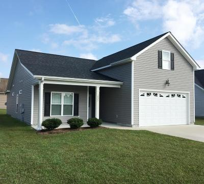 Greenville NC Single Family Home For Sale: $189,900