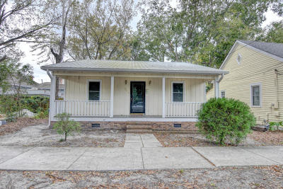 Wilmington NC Single Family Home For Sale: $199,900