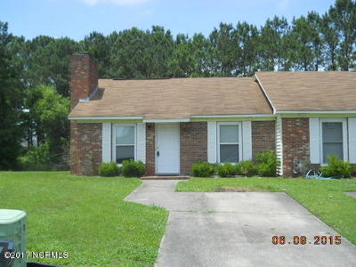 Jacksonville Rental For Rent: 137 Windsor Court