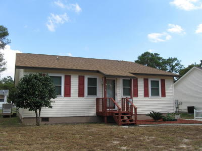 Oak Island Single Family Home For Sale: 110 NW 13th Street