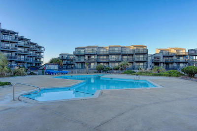 North Topsail Beach, Surf City (onslow) Condo/Townhouse For Sale: 1896 New River Inlet Road #1117
