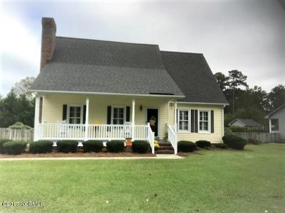 Edgecombe County Single Family Home For Sale: 1901 Pine Street