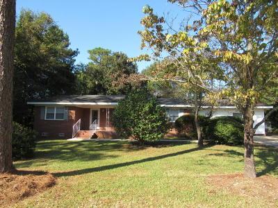 Wilmington Single Family Home For Sale: 4729 Gordon Road