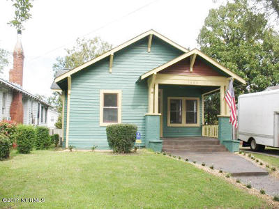 Wilmington Single Family Home For Sale: 1205 Grace Street
