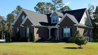Edgecombe County Single Family Home For Sale: 274 Golf Course Drive