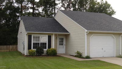 Havelock Single Family Home For Sale: 124 Village Court