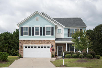 Southport Single Family Home For Sale: 5010 Portside Drive