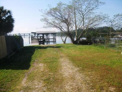 Jacksonville Residential Lots & Land For Sale: 3 Shoreline Drive