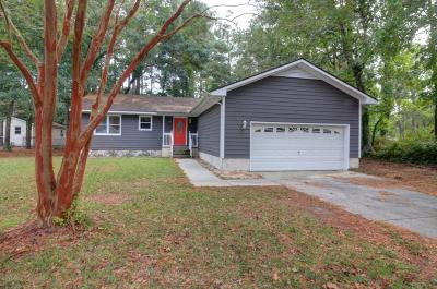 Morehead City Single Family Home For Sale: 3707 Country Club Road
