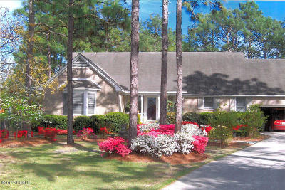 Wilmington Single Family Home For Sale: 209 Love Grass Court