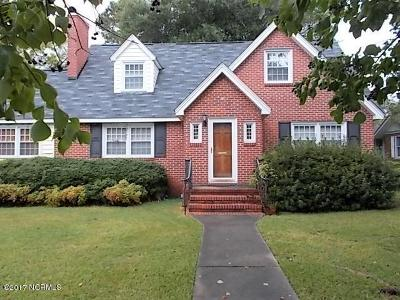 Whiteville NC Single Family Home For Sale: $165,000