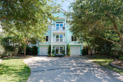 Wrightsville Beach Single Family Home For Sale: 7 Northridge Road