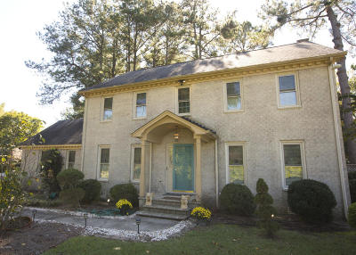 Greenville Single Family Home For Sale: 300 King George Road