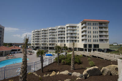 North Topsail Beach, Surf City (onslow) Condo/Townhouse For Sale: 2000 New River Inlet Road #3211
