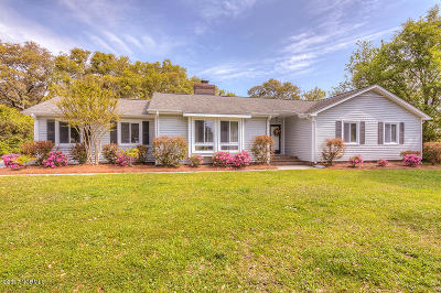 Wilmington Single Family Home For Sale: 364 Friendly Lane