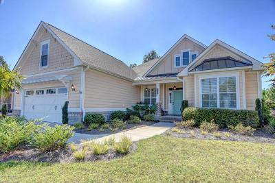 Leland Single Family Home For Sale: 6008 Shore Park Drive