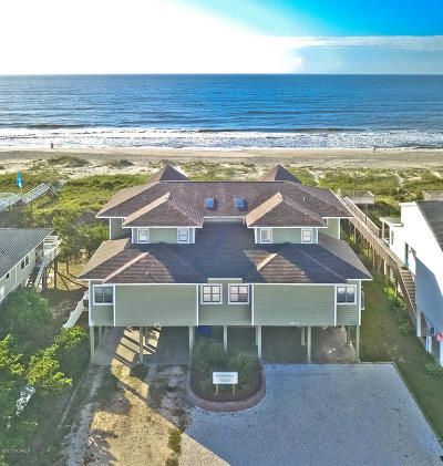 Ocean Isle Beach Condo/Townhouse For Sale: 64 E First Street #2