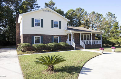 Wilmington Single Family Home For Sale: 865 Greenbriar Road