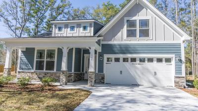 Ocean Isle Beach Single Family Home For Sale: 1796 Woodside Court